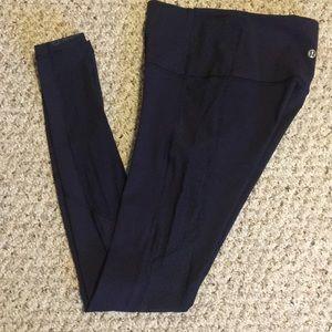 "Lululemon 28"" body con leggings"